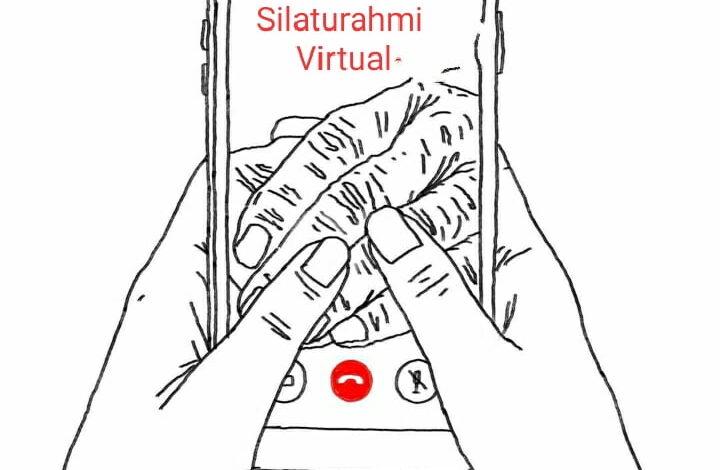 silaturahmi virtual