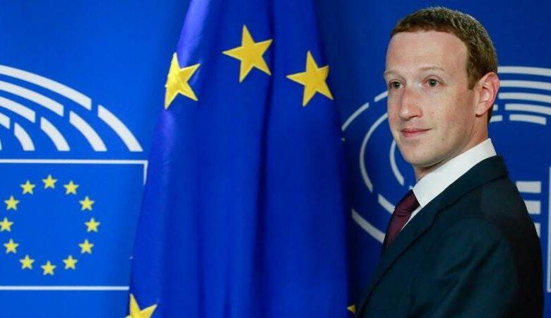 Facebook menghapus konten kebencian