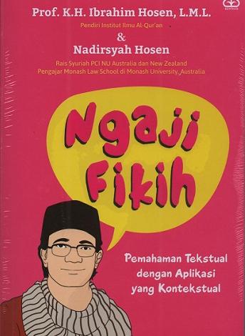 Resensi Buku: Fikih Kontekstual Aplikatif Gus Nadir