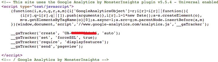 Cara Mendapatkan Kode Google Analytics