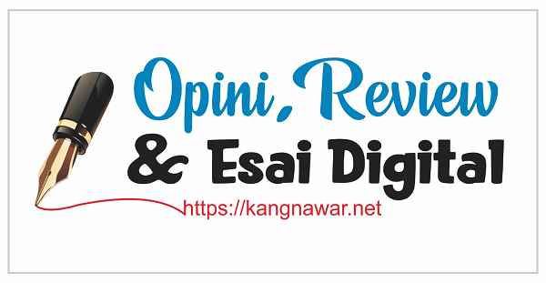 Blog Artikel Opini Review Esai