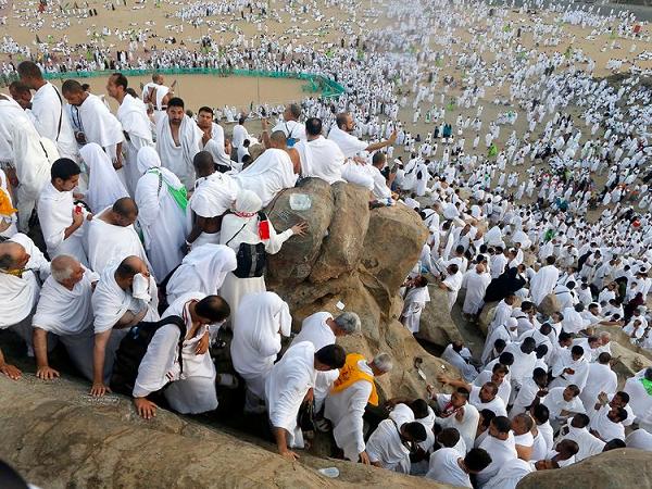 Artikel Perjalanan Fisik Ibadah Haji