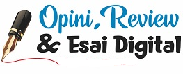 Blog Opini, Review & Esai Digital