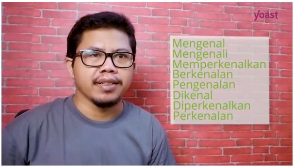 yoast seo mengenali bahasa indonesia