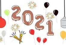 Tahun Baru 2021 Hujan Terompet