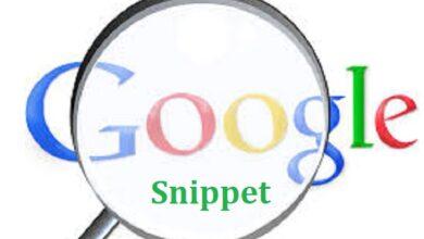 Cuplikan Konten Pilihan Di Google Penelusuran